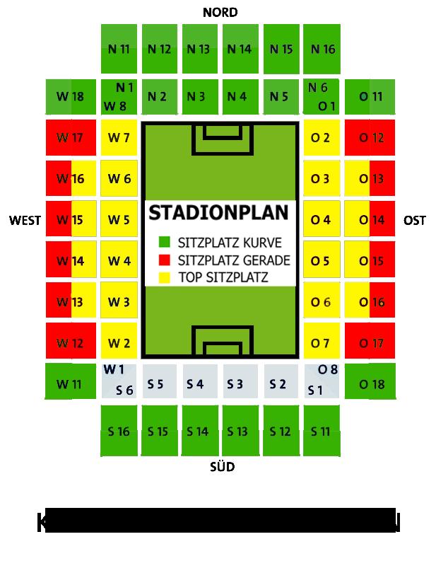 RheinErnergie Stadion   Köln   Köln Fußballreisen