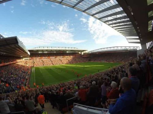 FC Liverpool - Newcastle United (Boxing Day)