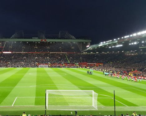 CL: Manchester United - Juventus Turin