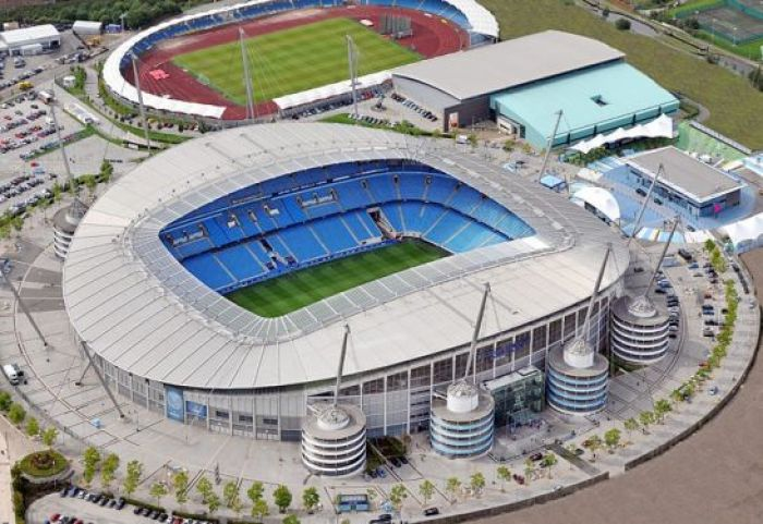Manchester City - Cardiff City